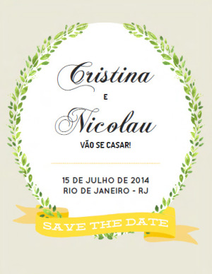 Save the date online gratis
