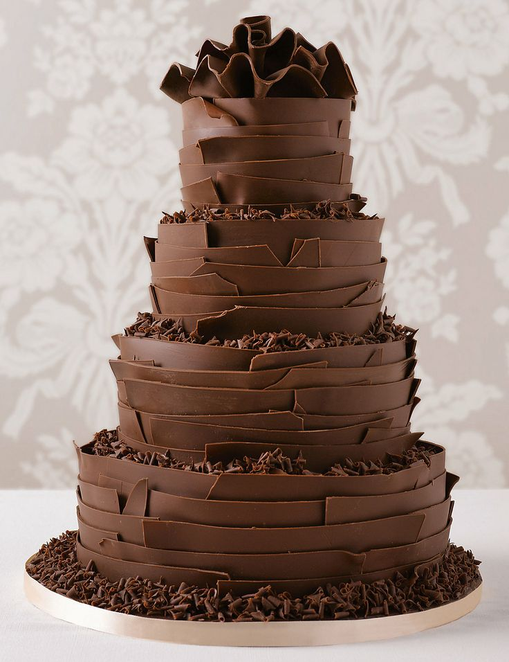 4 tier chocolate wedding cake recipe 10 bolos t 227 o lindos que parecem de mentira 10372