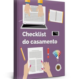 download checklist de casamento